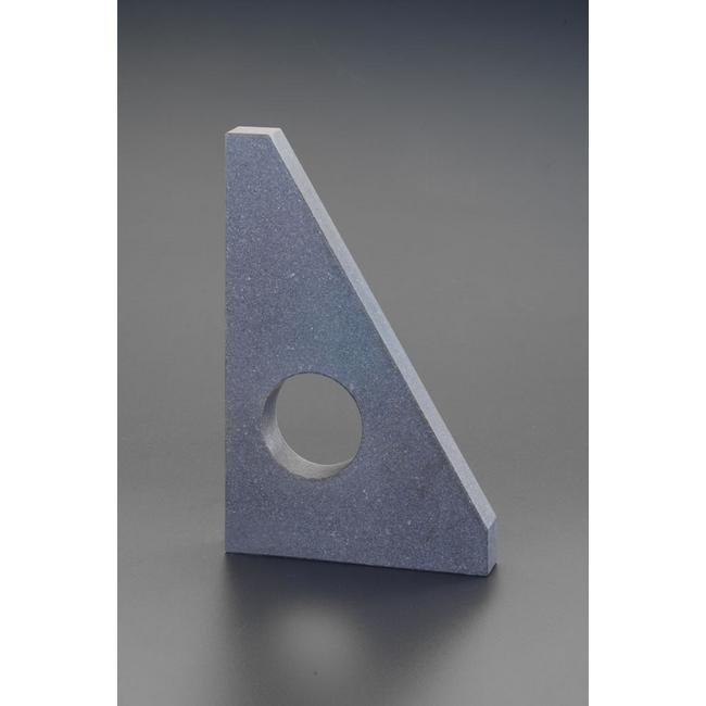ESCO エスコ 250x160x25mm[A級]石製直角定盤