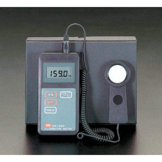 ESCO エスコ デジタル照度計