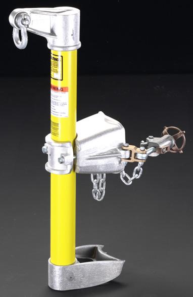 ESCO エスコ その他、配線用ツール 450直径/910mm電柱用ホイストブラケット