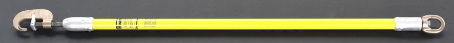 ESCO エスコ その他、配線用ツール 35mm/1.5m/1.8t絶縁リンクスティック