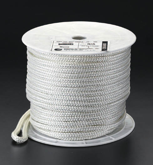 ESCO エスコ その他、配線用ツール 直径22.2x90mプーリングロープ
