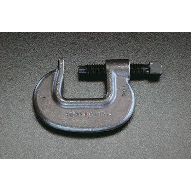 ESCO エスコ 工具 86mmクランプ(重作業用)