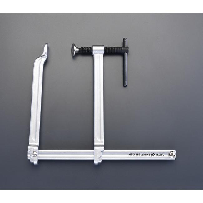 ESCO エスコ 工具 300x360mmF型クランプ/450kg