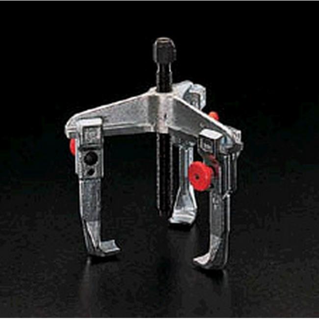 ESCO エスコ 160mm[固定ねじ付]スライド式プーラー