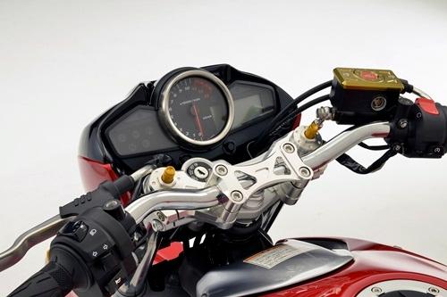 AGRAS アグラス ハンドルバー パイプハンドルセット ブリッジタイプ GSR250