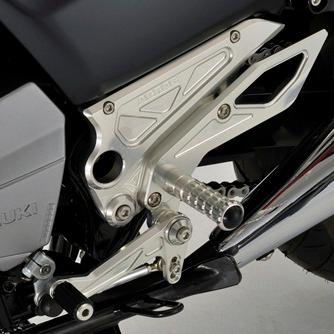 AGRAS アグラス バックステップ GSR250