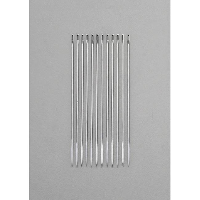 ESCO エスコ 工具 2.9x254mm縫針(12本)