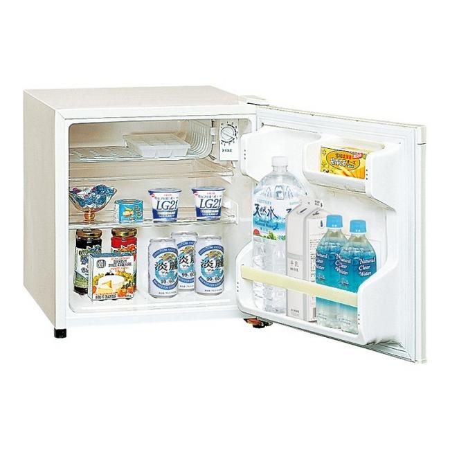 ESCO エスコ 工具 AC100V/76W(45L)パーソナル冷蔵庫(直冷式)