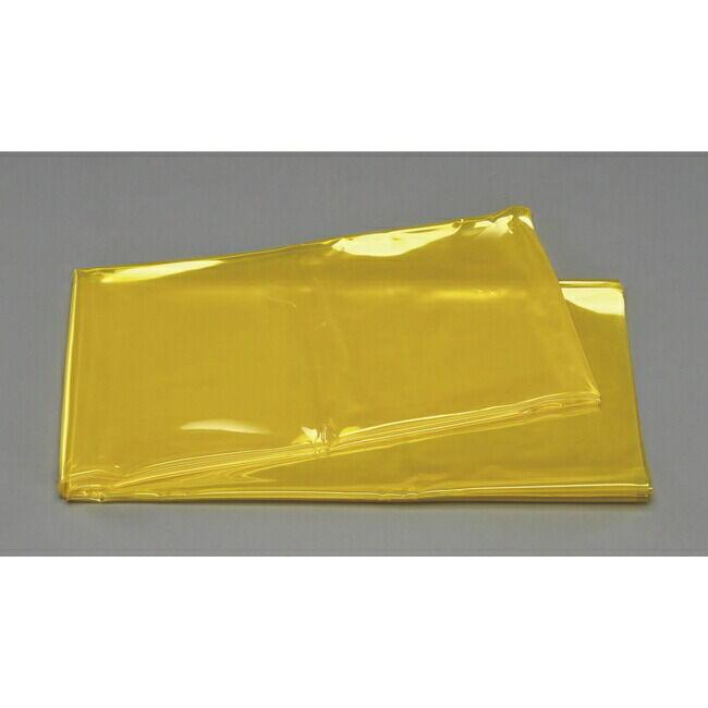 ESCO エスコ 2.05x5m溶接作業用フィルム(黄色)