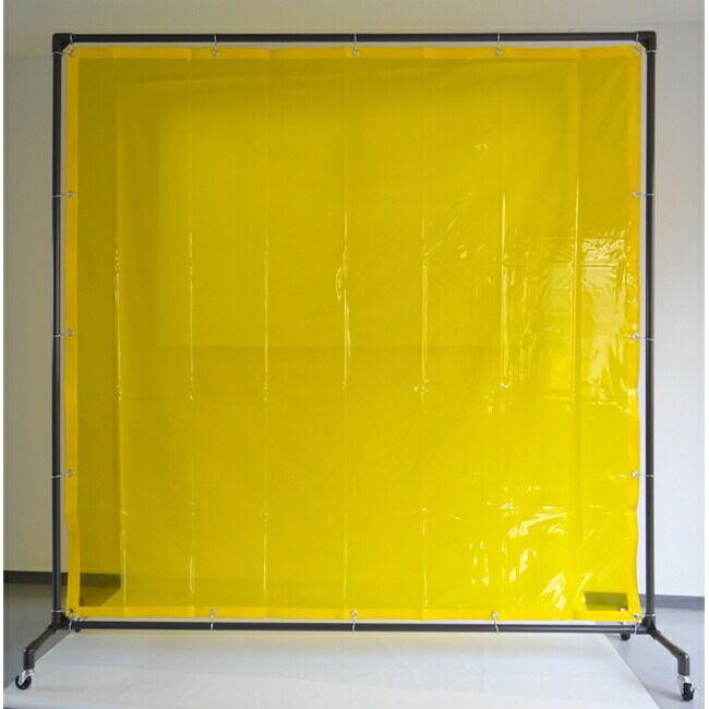 ESCO エスコ その他の工具 2.0x2m溶接作業用フィルム(黄色)