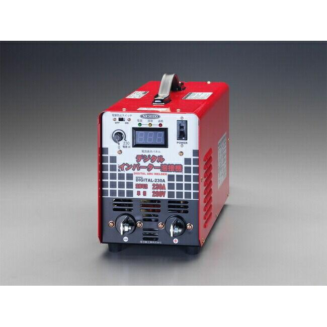 ESCO エスコ [200V]デジタルインバーター溶接機