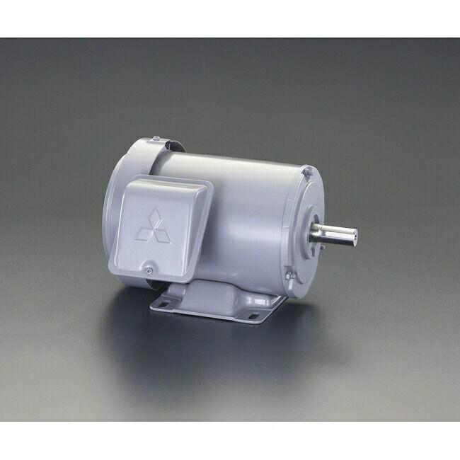 ESCO エスコ AC200V・0.4kw三相モーター(全閉外扇・屋内形)