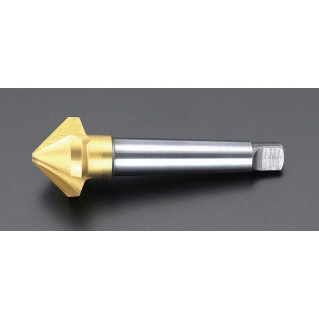 【ポイント5倍開催中!!】【クーポンが使える!】 ESCO エスコ その他の工具 50mm[Tinコーティング]カウンターシンク