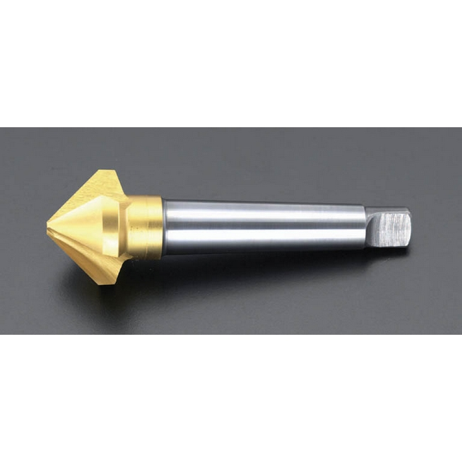 ESCO エスコ 40mm[Tinコーティング]カウンターシンク