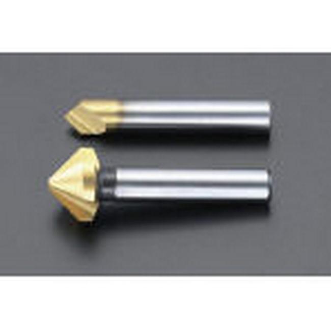 ESCO エスコ 工具 45.0mm[Tinコーティング]カウンターシンク
