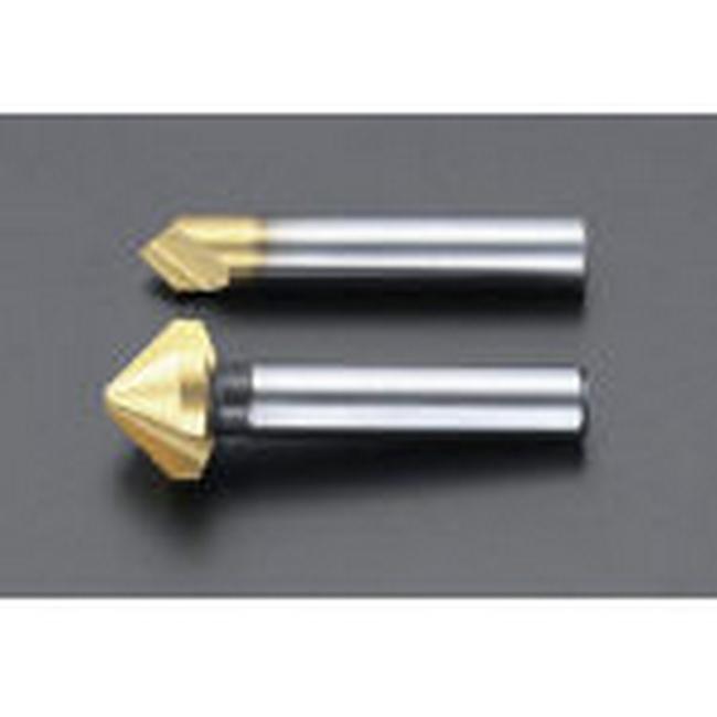 ESCO エスコ 20.5mm[Tinコーティング]カウンターシンク