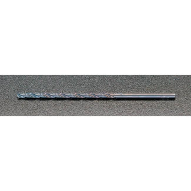 ESCO エスコ 10.0x400mm[HSS]ロングストレートドリル