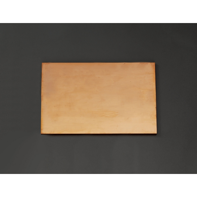 ESCO エスコ 600x300x4mm銅板