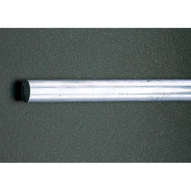 ESCO エスコ 35x1200mmアルミ丸棒(A2017)