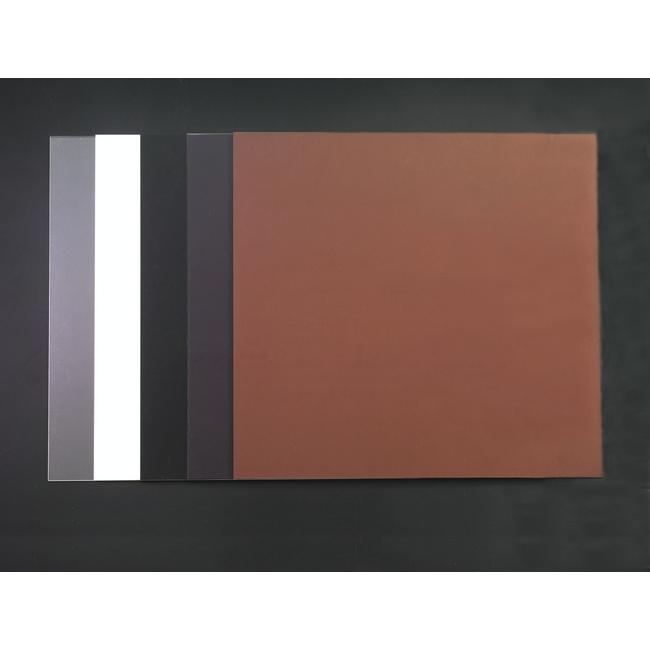 ESCO エスコ 1000x1000x5mmアクリル板[透明]