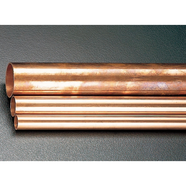 ESCO エスコ 31.75mmx2m銅管[1本]