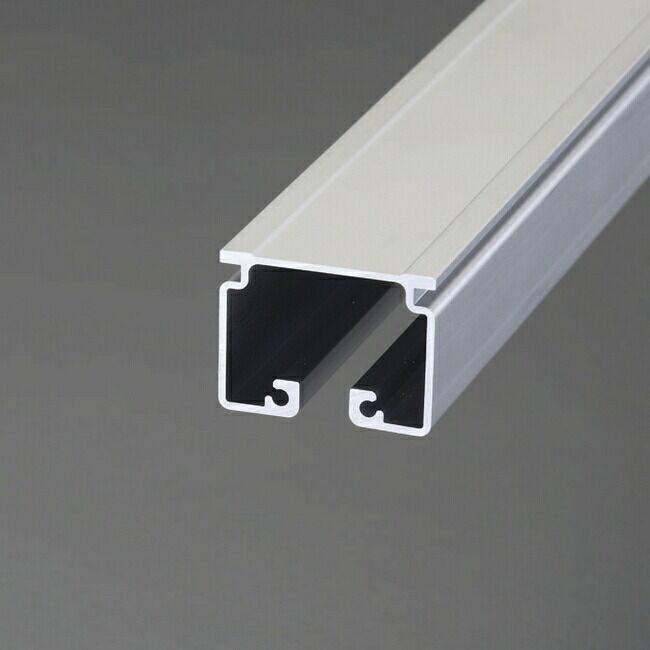 ESCO エスコ その他の工具 800x800mm/500R[アルミ製]カーブレール