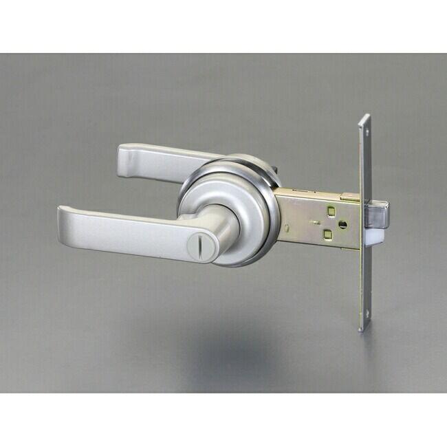 ESCO エスコ レバーハンドル間仕切錠(取替え用)