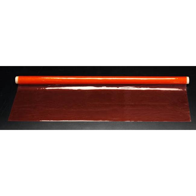 ESCO エスコ 0.8x915mmx5m[PVC製]フィルム(オレンジ)