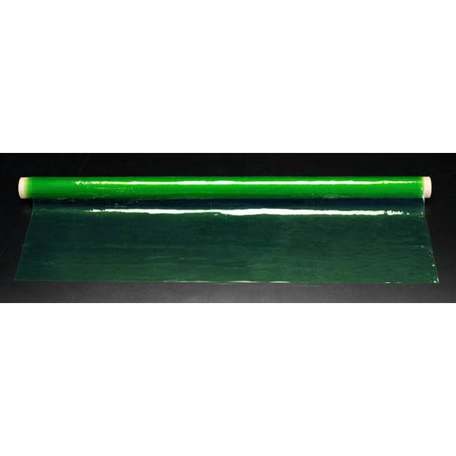 ESCO エスコ 0.8x915mmx10m[PVC製]フィルム(ライトグリーン)