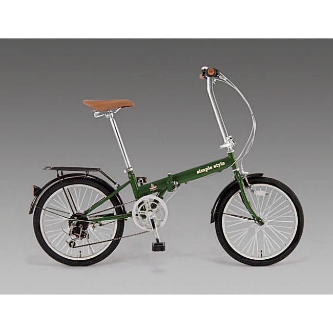ESCO エスコ その他の工具 20インチ折畳み式自転車