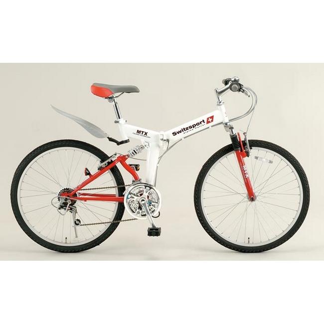 ESCO エスコ 工具 26インチ折畳み式自転車