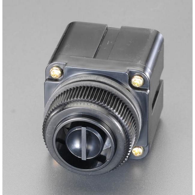 ESCO エスコ DC24V/30mm用盤用音調ブザー
