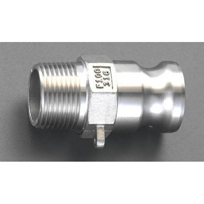 ESCO エスコ 工具 R2・1/2 雄ねじプラグ(ステンレス製)