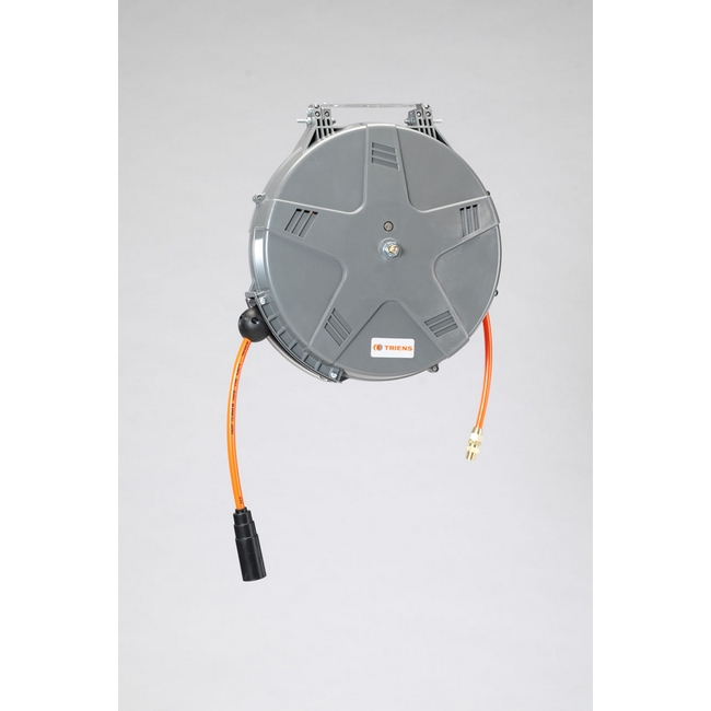 ESCO エスコ 8.0mmx15mエアーホースリール(自動巻取)