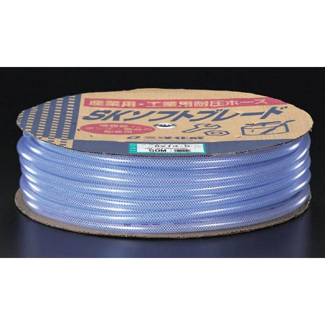 ESCO エスコ 工具 25/33mmx25m[糸入]ウォーターホース