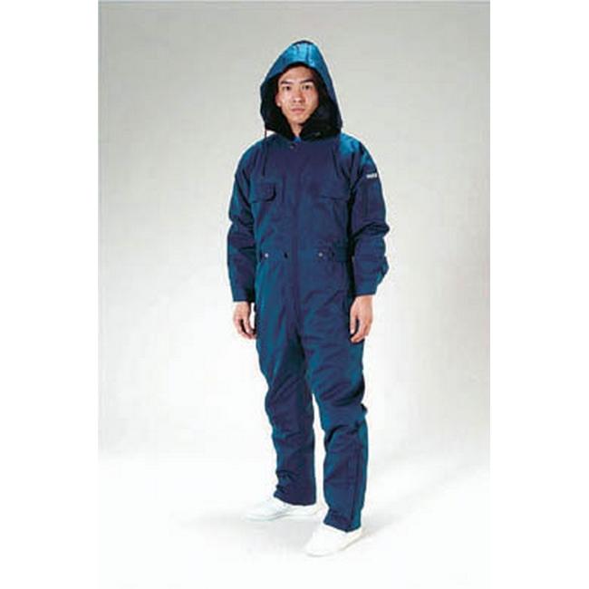 ESCO エスコ [L]防寒継ぎ服[青]