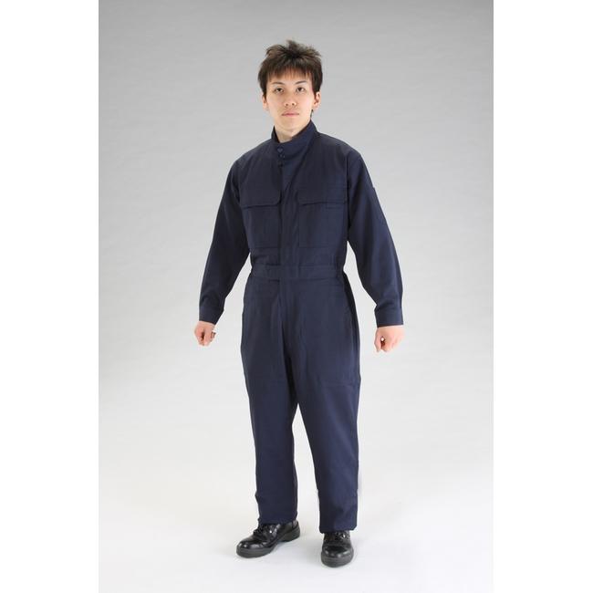 ESCO エスコ [3L]防炎性継ぎ作業服