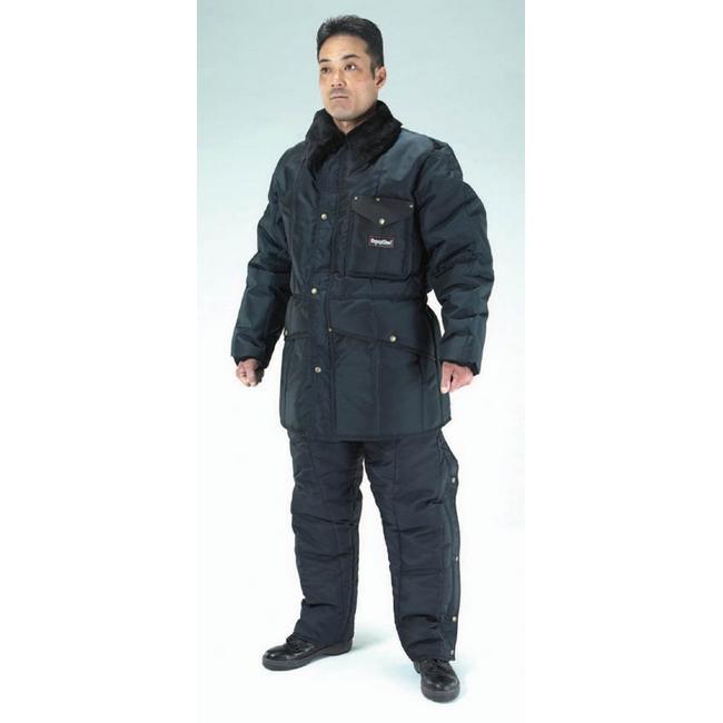 ESCO エスコ 工具 [XL]防寒服上下セット(Navy)