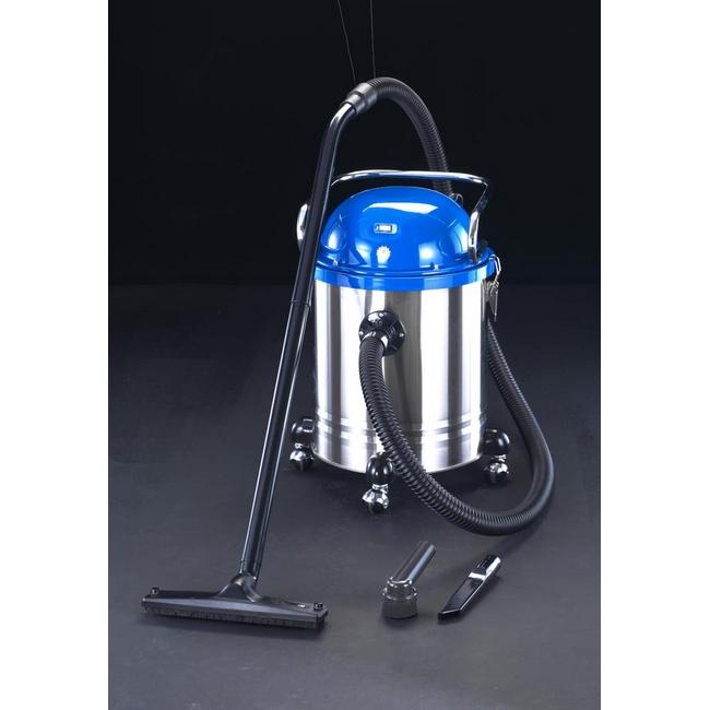ESCO エスコ 工具 AC100V/1050W/50.0L乾湿両用掃除機