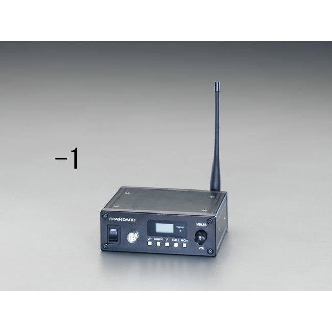 ESCO エスコ 工具 車載用トランシーバー(同時通話型)