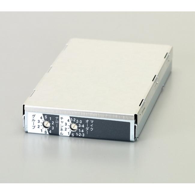 ESCO エスコ その他の工具 チューナーユニット(ワイヤレスアンプ用)