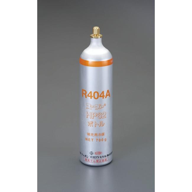 ESCO エスコ 700g[R-404A]サービス缶(6本)