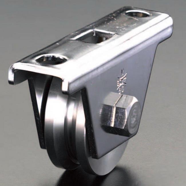 ESCO エスコ その他の工具 90mm/700Kg[ステンレス製]重量戸車