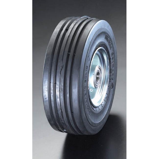 ESCO エスコ その他の工具 300x105mm[エラスティックタイヤ]スティール車輪