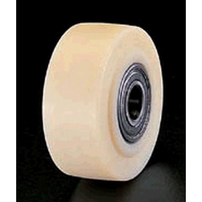 ESCO エスコ その他の工具 100x40mm[超強力]ナイロン車輪