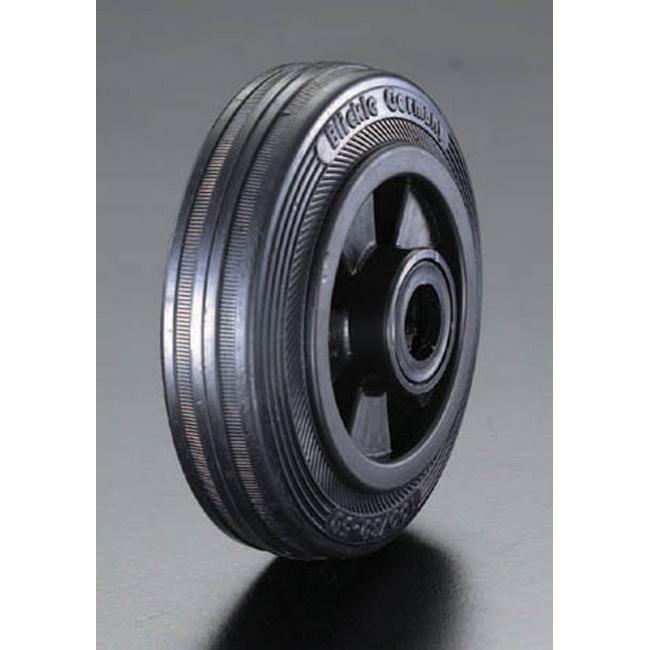 ESCO エスコ その他の工具 355x75mmラバータイヤポリプロピレン車輪