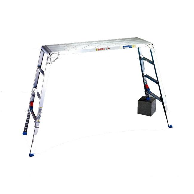 ESCO エスコ その他の工具 925-1238cm[アルミ製]足場
