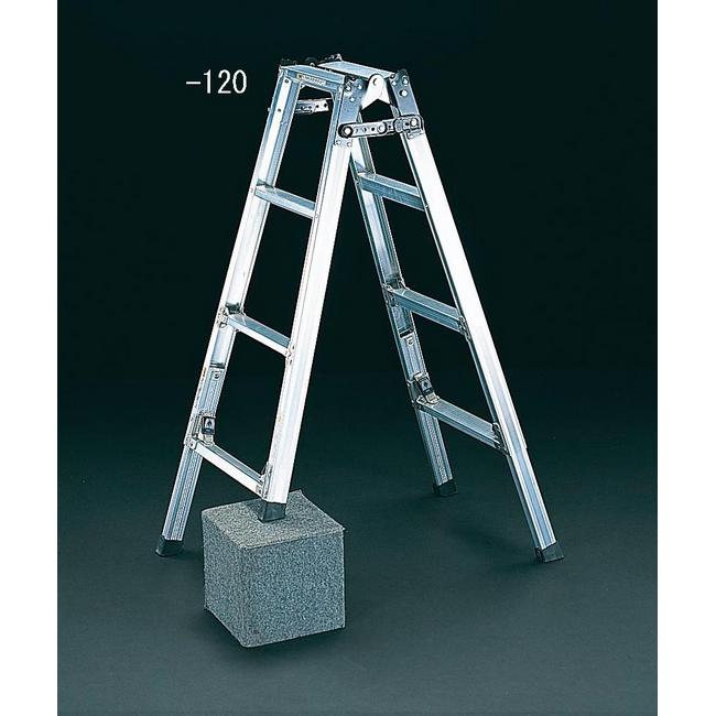 ESCO エスコ その他の工具 150cm脚立兼用はしご[調整式]