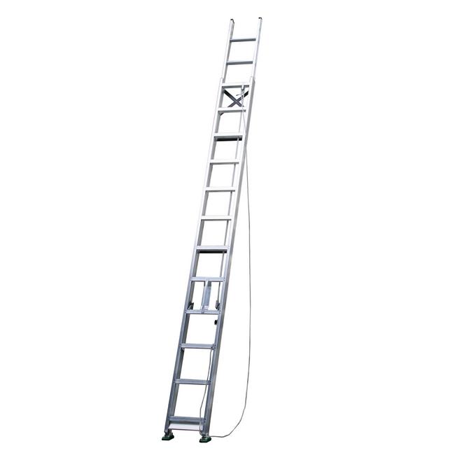 ESCO エスコ 工具 6.02m[アルミ製]二連はしご