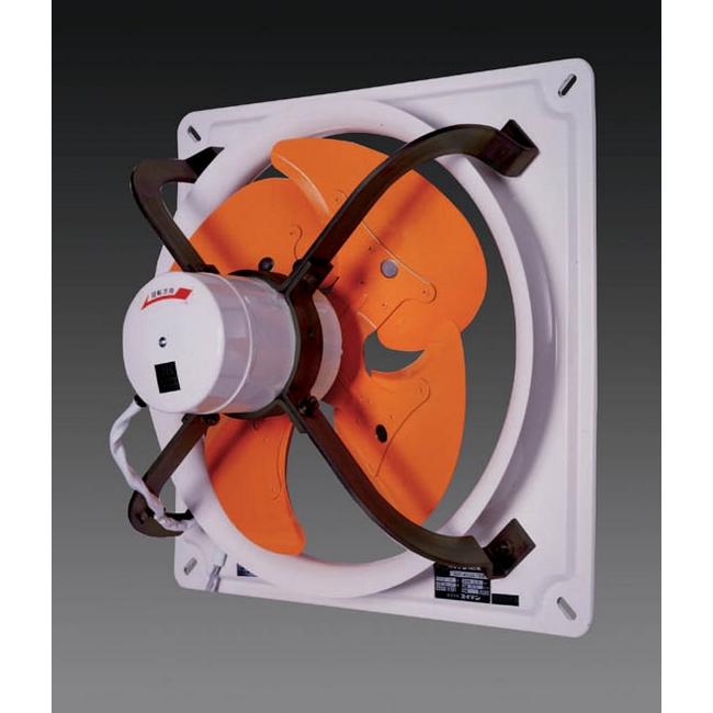 【ポイント5倍開催中!!】【クーポンが使える!】 ESCO エスコ その他の工具 三相AC200V/250W/50cm工業用換気扇